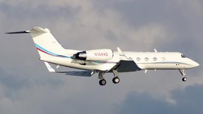 N104AD - Gulfstream G-IV - Studio City Aviation