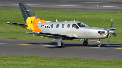 N492B - Socata TBM-850 - Private