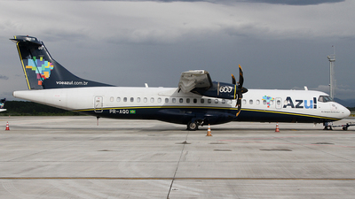 PR-AQQ - ATR 72-212A(600) - Azul Linhas Aéreas Brasileiras