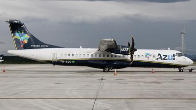 A picture of PRAQQ - ATR 72600 - Azul Linhas Aereas - © Bruno Orofino