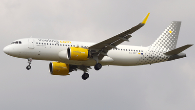 A picture of ECNCF - Airbus A320271N - Vueling - © F.Wolf