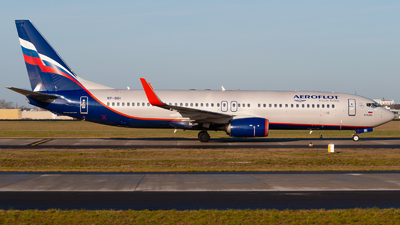 VP-BGI - Boeing 737-8LJ - Aeroflot