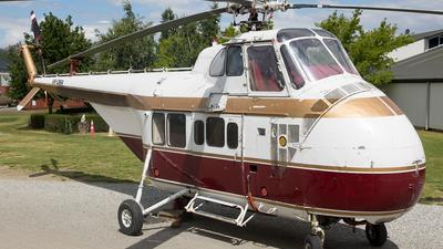 VH-ORA - Sikorsky S-55 - Private
