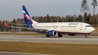 A picture of VQBHB - Boeing 7378LJ - Aeroflot - © Airyura