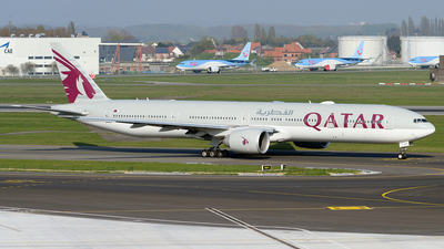 A7-BEH - Boeing 777-3DZER - Qatar Airways