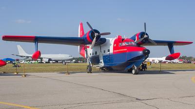 N7025J - Grumman HU-16C Albatross - Private