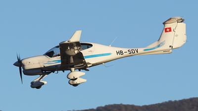 HB-SDV - Diamond DA-40NG Diamond Star - Avilù
