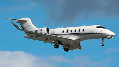 CS-CHE - Bombardier BD-100-1A10 Challenger 350 - NetJets Europe
