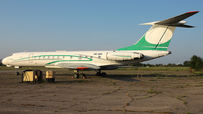 UR-UES - Tupolev Tu-134A-3M - South Airlines