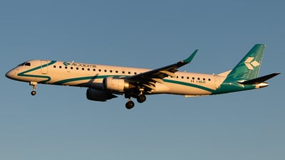 I-ADJU - Embraer 190-200LR - Air Dolomiti