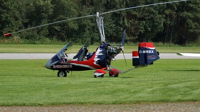 D-MRBX - Autogyro Europe MT-03 Eagle - Private