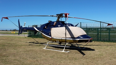 ZS-RXO - Bell 407 - Private