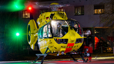 D-HYAN - Airbus Helicopters H145 - ADAC Luftrettung