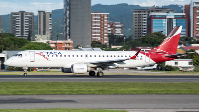 N938TA - Embraer 190-100IGW - TACA International Airlines