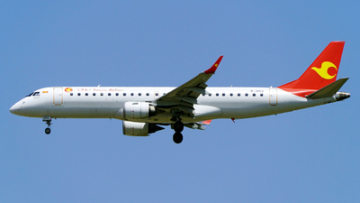 B-3153 - Embraer 190-100LR - Tianjin Airlines