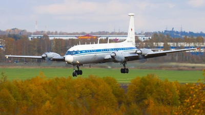 A picture of RF95677 - Ilyushin IL22M11 - [0394011091] - © Valentin Lozovik