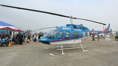 B-7703 - Bell 206L LongRanger - Private