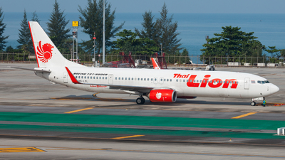 HS-LTL - Boeing 737-9GPER - Thai Lion Air