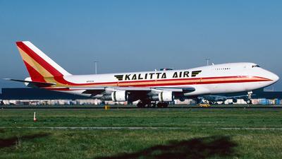 N710CK - Boeing 747-2B4B(SF) - Kalitta Air