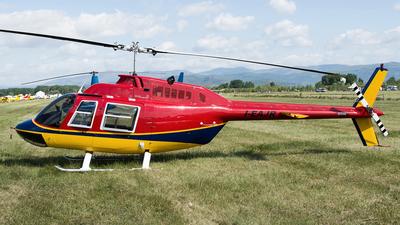 I-EAJR - Bell 206B JetRanger III - Private