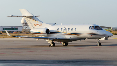 N315JL - Raytheon Hawker 850XP - Private