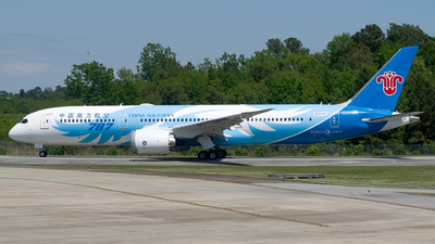 N8572C - Boeing 787-9 Dreamliner - China Southern Airlines