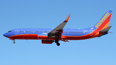 N8326F - Boeing 737-8H4 - Southwest Airlines
