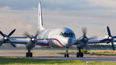 RF-75939 - Ilyushin IL-18D - Russia - Air Force