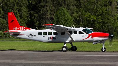 A picture of HBTEC - Cessna 208B Grand Caravan - [208B5491] - © Fabian Zimmerli