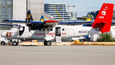 N532CV - De Havilland Canada DHC-6-300 Twin Otter - Bridger Aerospace