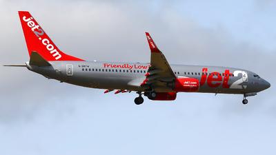 A picture of GDRTW - Boeing 73786N - Jet2 - © Nigel Fenwick