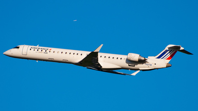 F-HDTB - Bombardier CRJ-900ER - Air France (Brit Air)