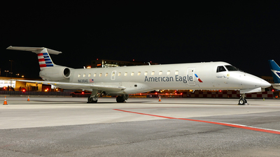 A picture of N638AE - Embraer ERJ145LR - American Airlines - © Craig L Baldwin
