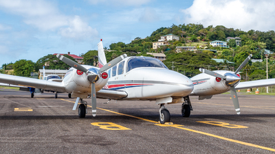 N8134S - Piper PA-34-200T Seneca II - Private