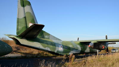 SP-EKC - Antonov An-26 - Exin