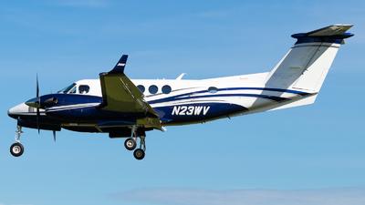 N23WV - Beechcraft B200GT King Air 250 - Private