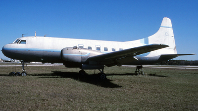 N7761 - Convair CV-240 - Private