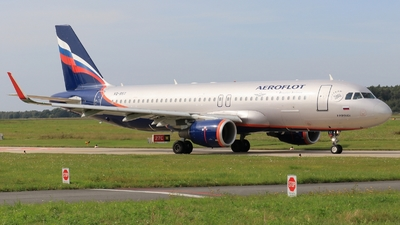 A picture of VQBST - Airbus A320214 - Aeroflot - © Christian Winkel