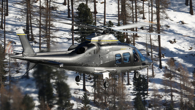 I-WELL - Agusta A109S Grand - Air Corporate