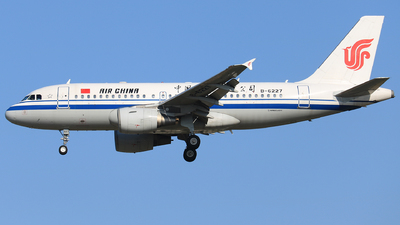 B-6227 - Airbus A319-115(LR) - Air China