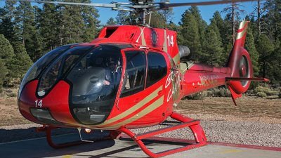 N834GC - Eurocopter EC 130T2 - Papillon Grand Canyon Helicopters