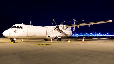 EI-SLU - ATR 72-202(F) - ASL Airlines