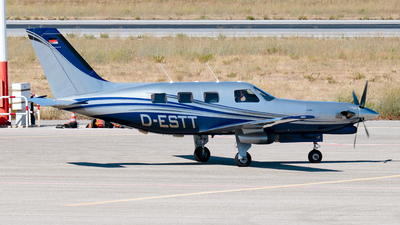 D-ESTT - Piper PA-46-350P Malibu Mirage/Jetprop DLX - Private