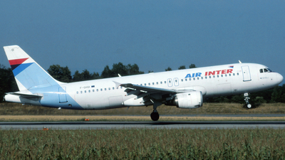 F-GHQI - Airbus A320-211 - Air Inter