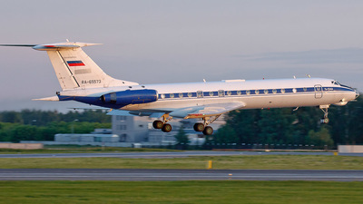 RA-65573 - Tupolev Tu-134AK - Russia - Air Force
