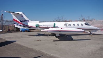N67HB - Gates Learjet 25B - Private