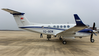TC-SCN - Beechcraft B200GT King Air 250 - Private