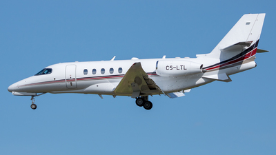 CS-LTL - Cessna Citation Latitude - NetJets Europe