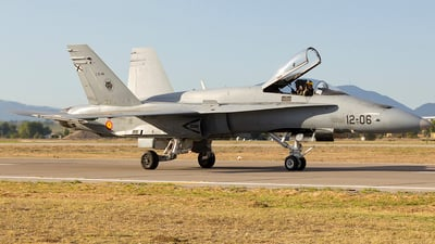 C.15-48 - McDonnell Douglas EF-18M Hornet - Spain - Air Force