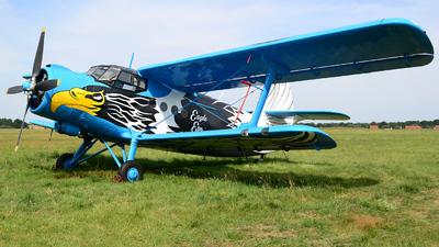 SP-FGR - Antonov An-2 - Private
